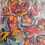 Sanando nuestra ira: reflexiones y flores de Bach. Primera parte