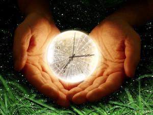 El tiempo en nuestras manos.