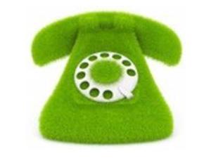 Por teléfono...