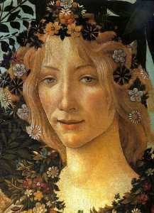 """La Primavera"" de Botticelli"